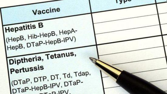 Pastikan ingat jadwal imunisasi untuk si kecil