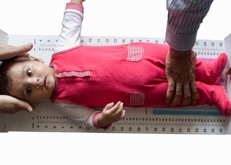 Ukuran Bayi Akan Menjadi Penentu Ukuran Tingginya Saat Dewasa