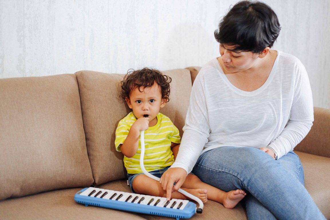 Musik dapat latih kepekaan indera sejak dini
