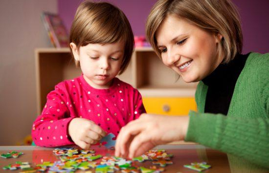 Belajar dengan puzzle