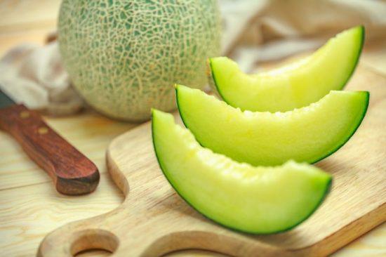 MPASI Melon