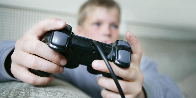 Siapkan Batasan Dalam Bermain Video Game
