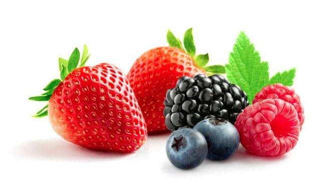 Buah-buahan jenis berry