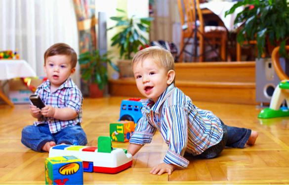Mainan Bisa Membuat Bayi Lebih Cerdas