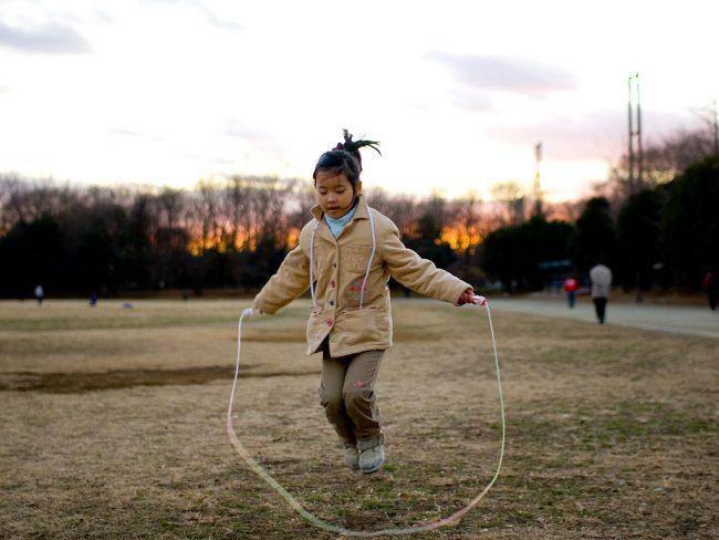 Lompat tali, sederhana namun bermakna