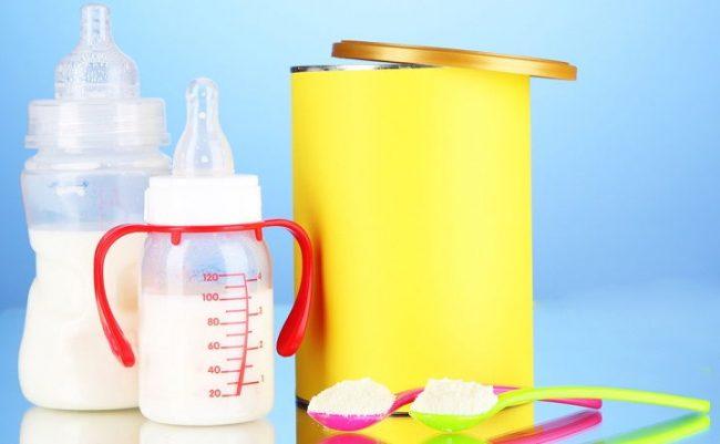 Pilih susu formula yang mampu memenuhi kebutuhan proteinnya