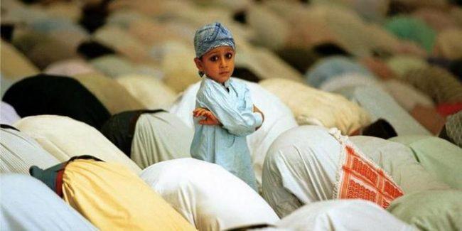 Melalui puasa si kecil bisa lebih dekat dengan agama