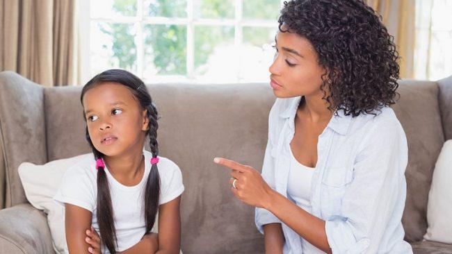 Komunikasi yang buruk antara orang tua dan anak