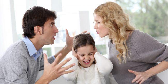 Keluarga tak harmonis