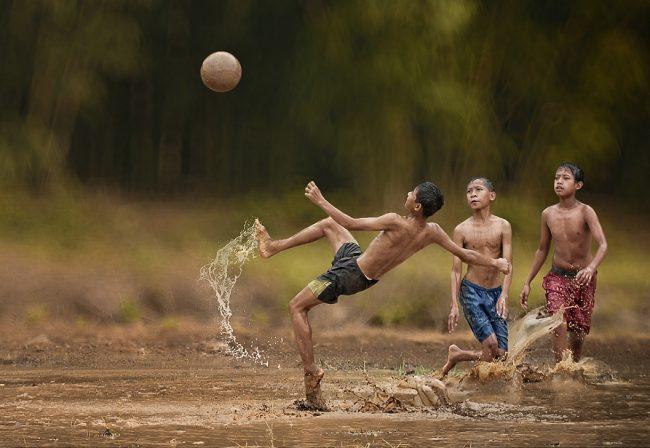Sepak bola terbukti berperan dalam pendidikan karakter anak