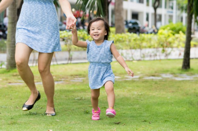 Berjalan pelan-pelan saja Mams