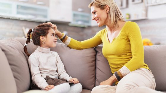 Dadaku dan Dada Papa Kecil, Tapi Dada Mama Kok Besar