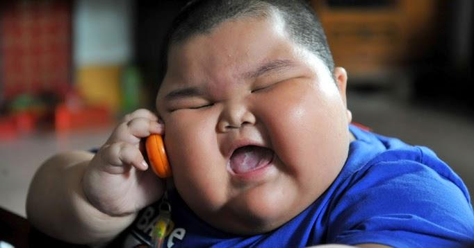 Obesitas Akibat Gadget