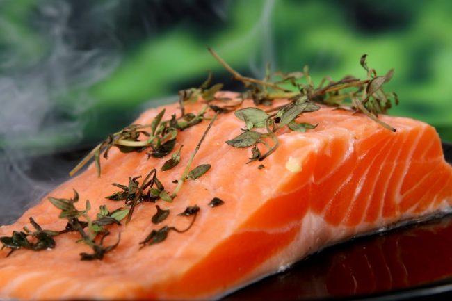 Resep Mpasi Sup Salmon