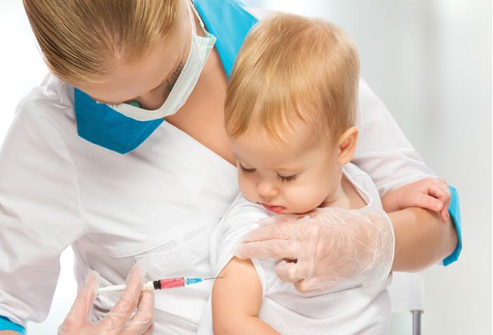 Pentingnya Imunisasi Dasar untuk Si Kecil