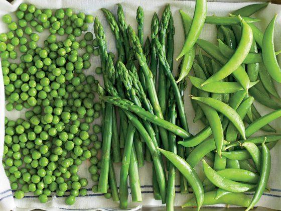 Perbanyak sayuran hijau