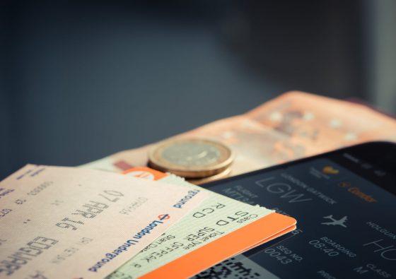 Tiket Perjalanan Ayo Siapkan Dari SekarangTiket Perjalanan Ayo Siapkan Dari Sekarang