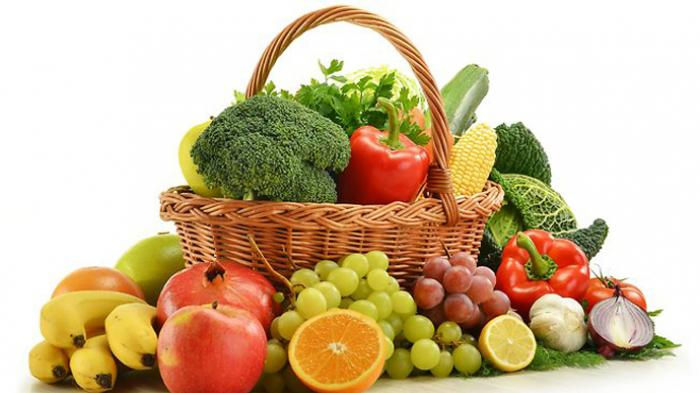 Buah dan Sayur sebagai Sumber Vitamin dan Serat