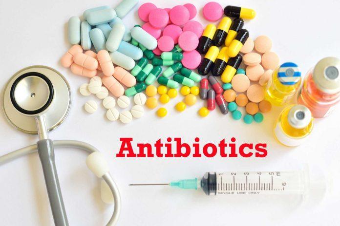 Pemberian Antibiotik