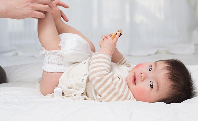 Bentuk Kotoran Bayi