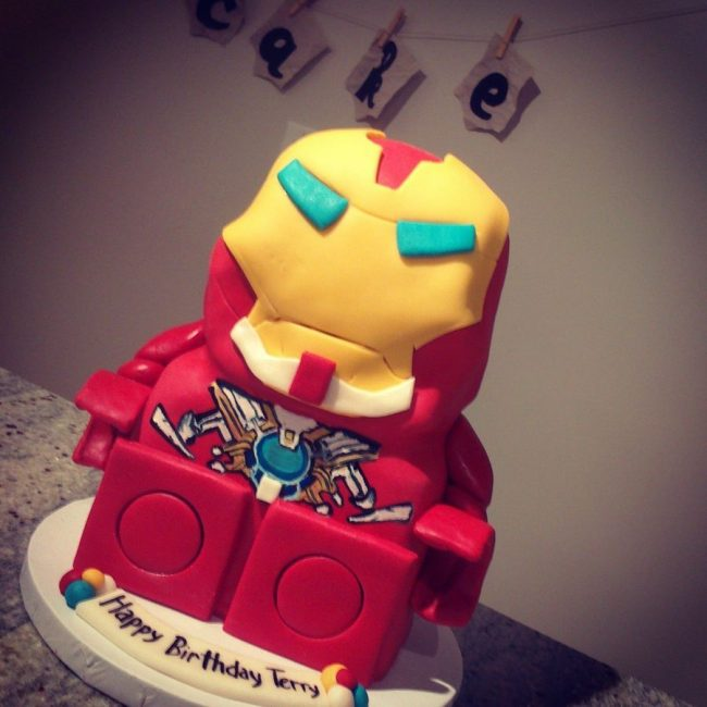 Inspirasi kue ulang tahun anak