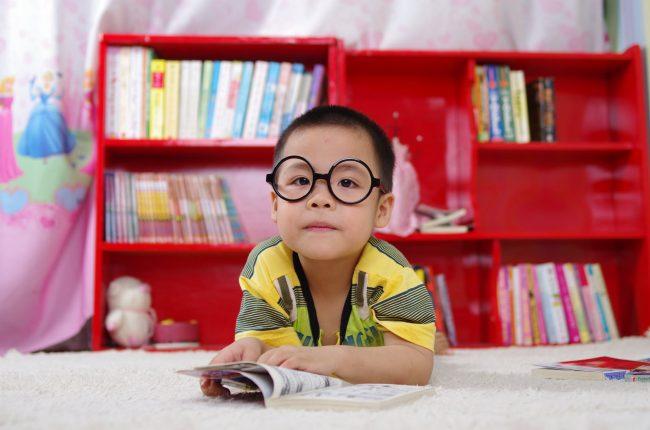 Biasakan Kebiasaan Membaca Sejak Kecil