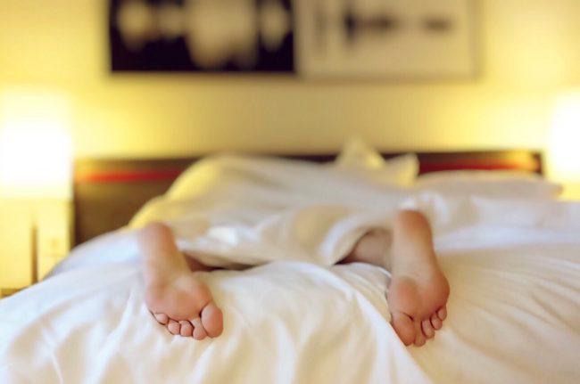 Si Kecil Sudah Tidur Kemungkinan Ia Mengalami Insomnia