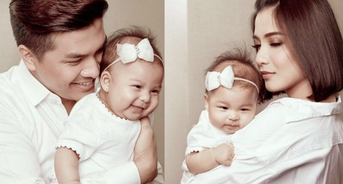 10 Inspirasi Foto Bayi Lucu Dan Mengemaskan Ala Selebritis Mamapapa Id