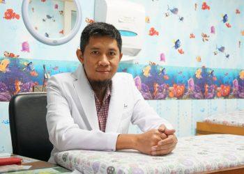 dr Arifianto Spesialis Anak