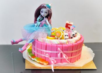 Kue Ulang Tahun anak unik