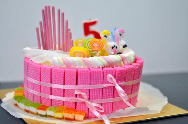 6 Resep Amp Cara Membuat Kue Ulang Tahun Sendiri Di Rumah