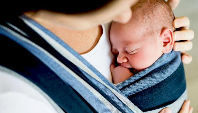 gendongan bayi