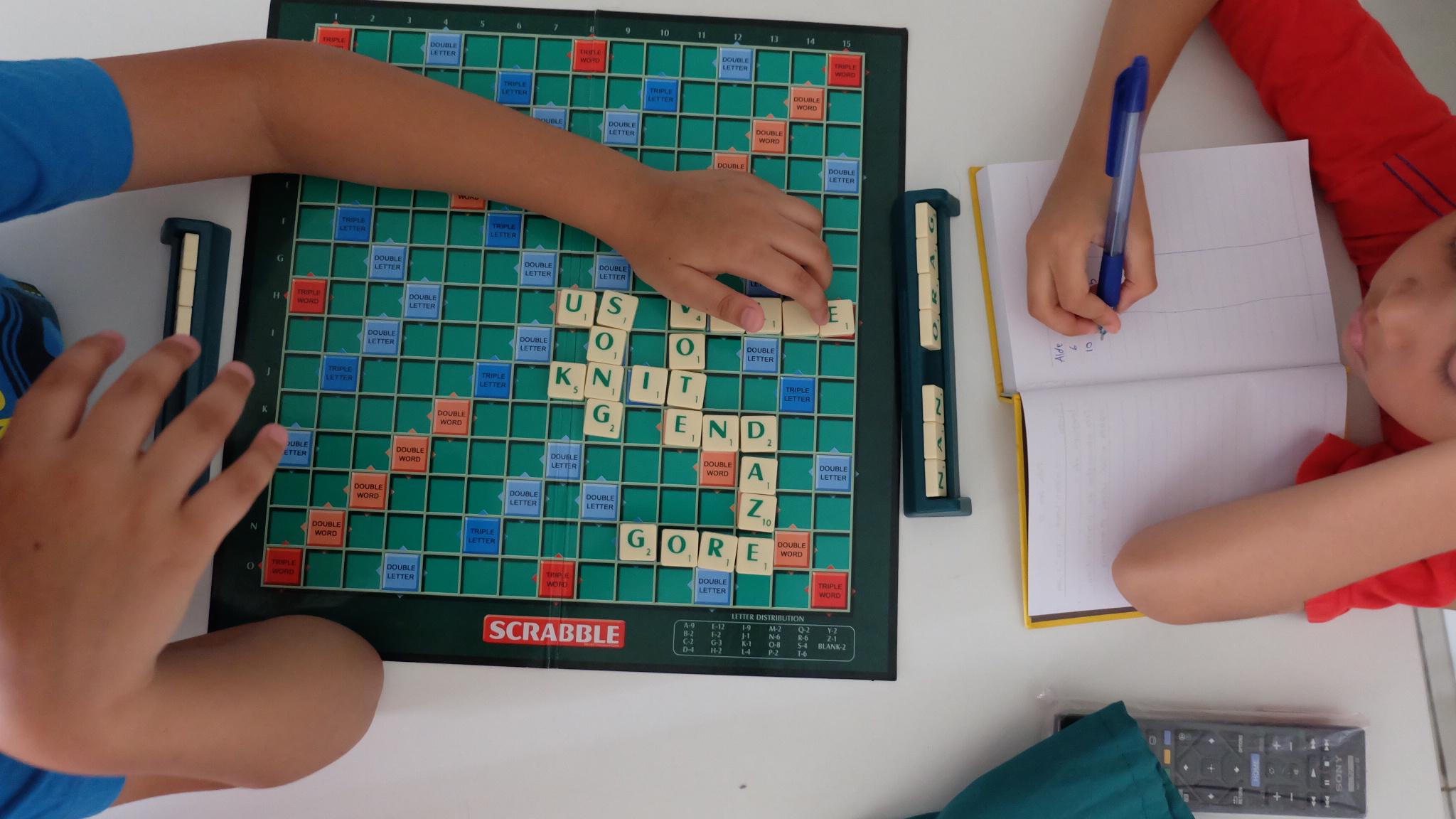 Permainan Kata / Scrabble