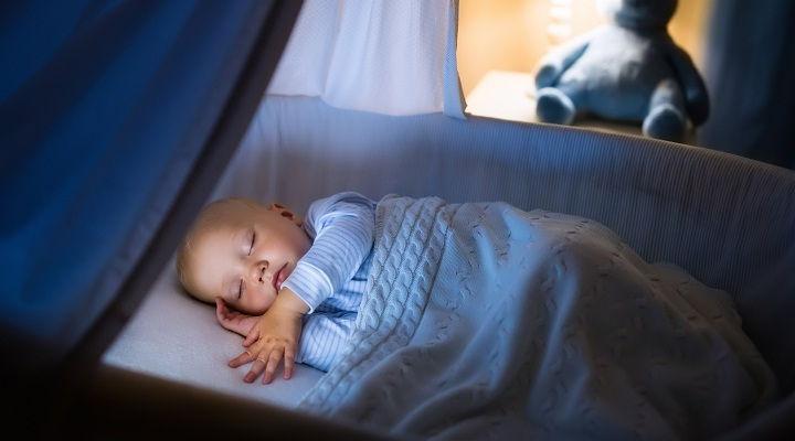 Anak Cepat Tidur Dengan Lampu Minim