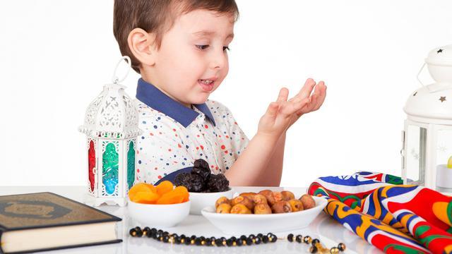 Manfaat Puasa untuk Anak