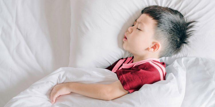 Disiplin Tidur Siang pada Si Kecil