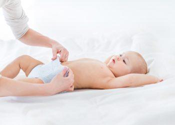 Bayi selesai BAB