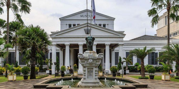 (Patung Gajah di Museum Nasional. Sumber gambar: https://www.goodnewsfromindonesia.id)