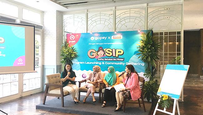 gosip by gopay