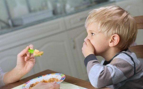 Ibu Berusaha Mengatasi Anak GTM Agar Anak Mau Makan