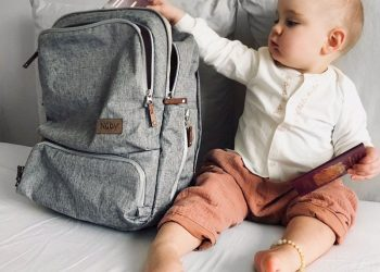 Nuby Diaper Backpack