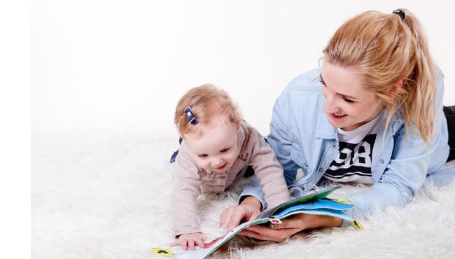 manfaat membacaan buku pada anak