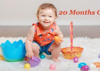 perkembangan bayi 20 bulan