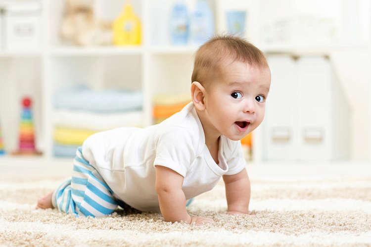 perkembangan bayi 9 bulan