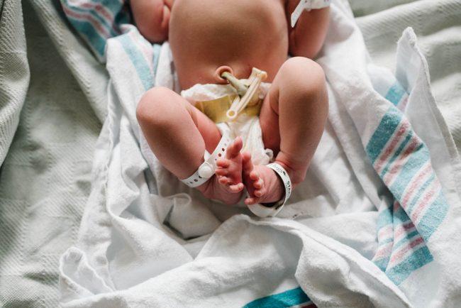 Ttn pada bayi