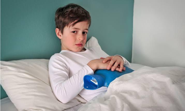 Flu perut pada anak