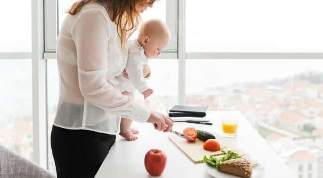 Mitos makanan ibu menyusui