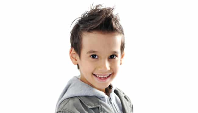 7 Rekomendasi Model Rambut Anak Laki-Laki Keren 2021 ...