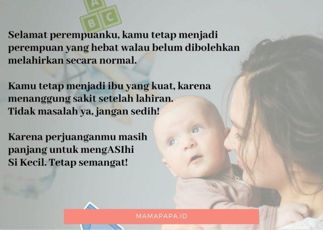 kata - kata selamat atas kelahiran bayi yang menyejukkan hati