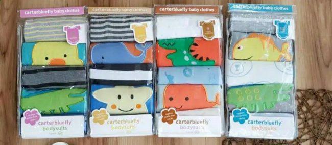 baju bayi carter